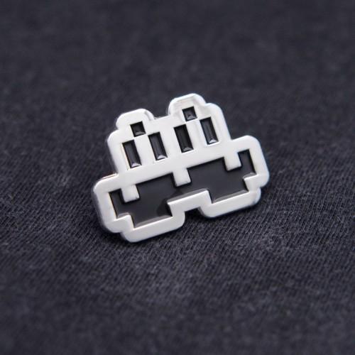 Металлический значок «UsachevShow»