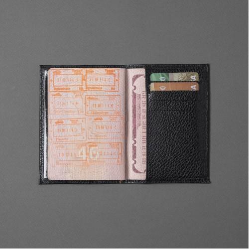 Обложка на паспорт «Пора Валить»